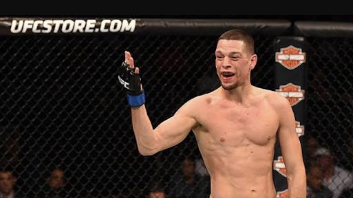 Nate Diaz: I already whooped Conor's f---in ass -