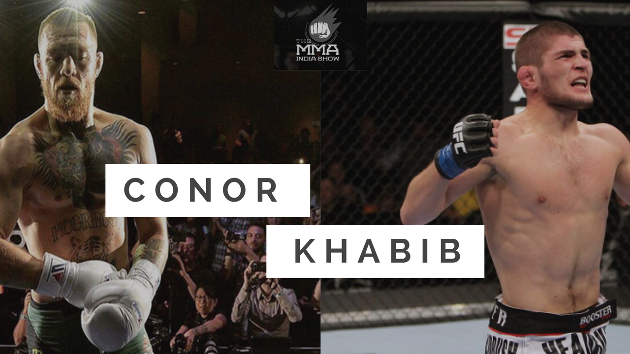 Will Conor face Khabib after Mayweather? -