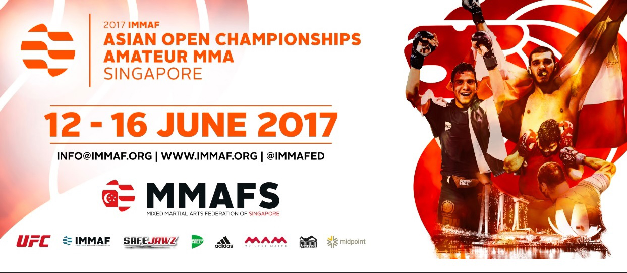 Indian Team at IMMAF Asia -