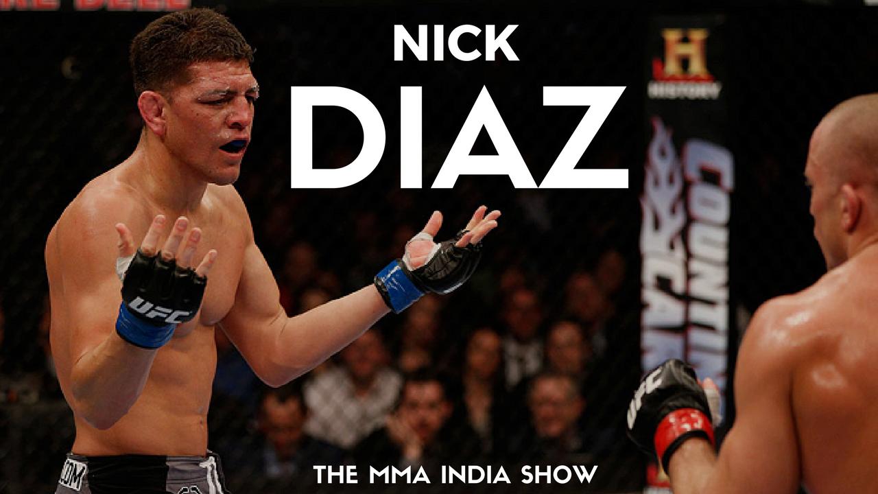 Nick Diaz suspended...again -