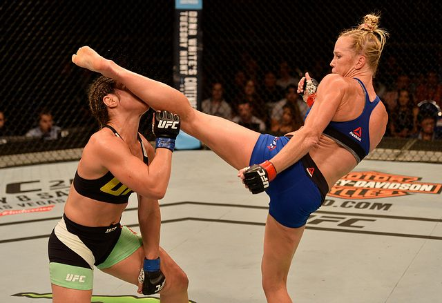 UFC FIGHT NIGHT 111 RESULTS: HOLLY HOLM LANDS A PERFECTLY TIMED HEADKICK TO KNOCKOUT BETHE CORREIA IN THE MAIN EVENT -
