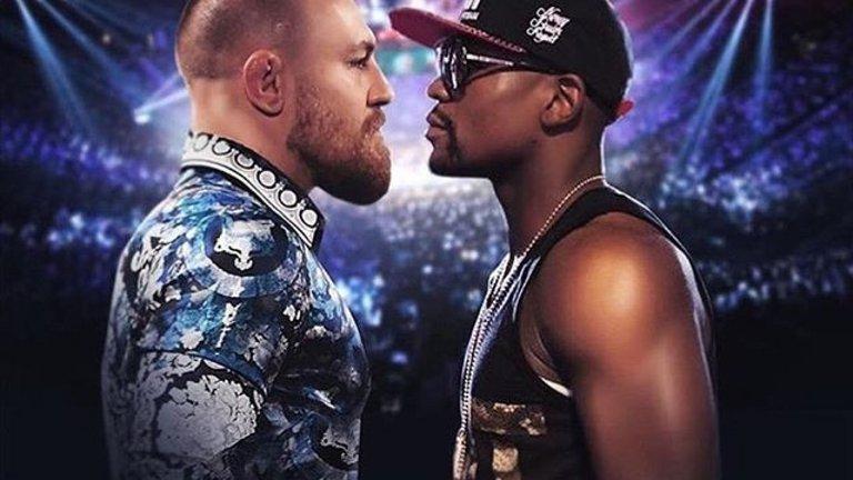Floyd Mayweather vs Conor Mcgregor Cast Your Vote! -