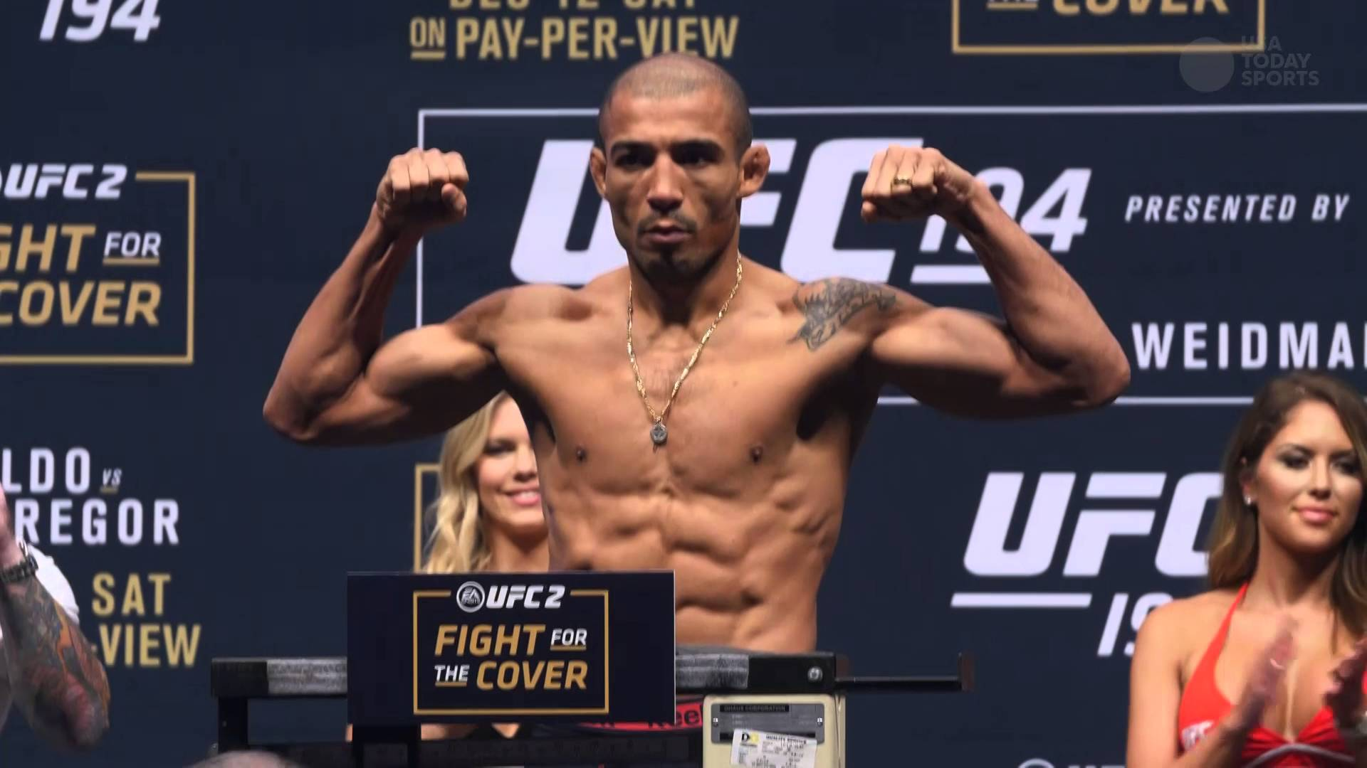 UFC 212 Official Weigh-In - Did they make it? -