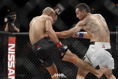 Jose Aldo was injured prior to UFC 212 - Coach Andre Pederneiras -