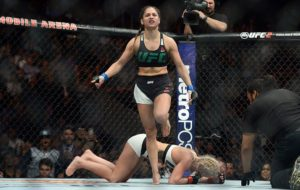 UFC: Cynthia Calvillo suspended for nine months by NSAC - Cynthia Calvillo