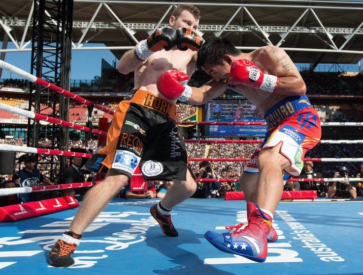 Judges say Jeff Horn, World says Manny Pacquiao -