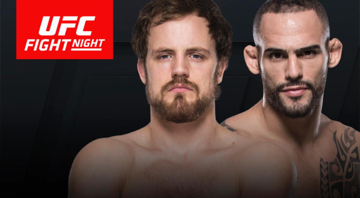 Is UFC Glasgow being overshadowed by the MayMacWorldTour -