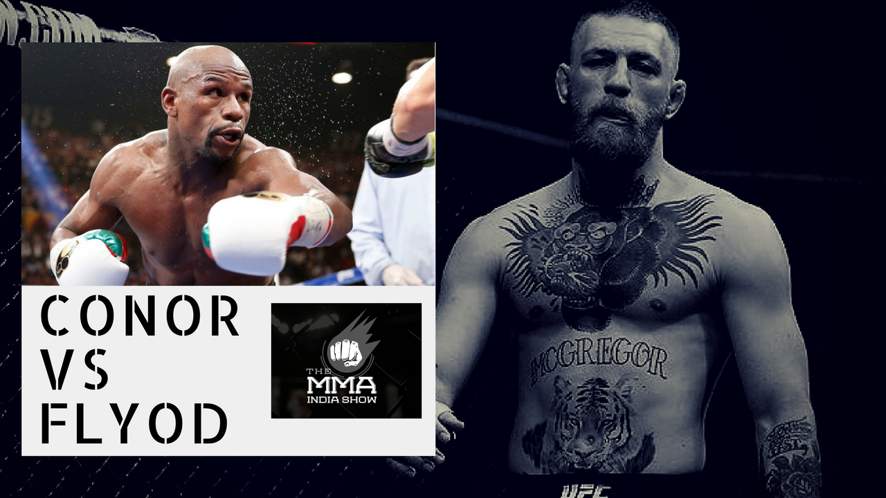 Mayweather-Mcgregor first press con scheduled for Wembley -