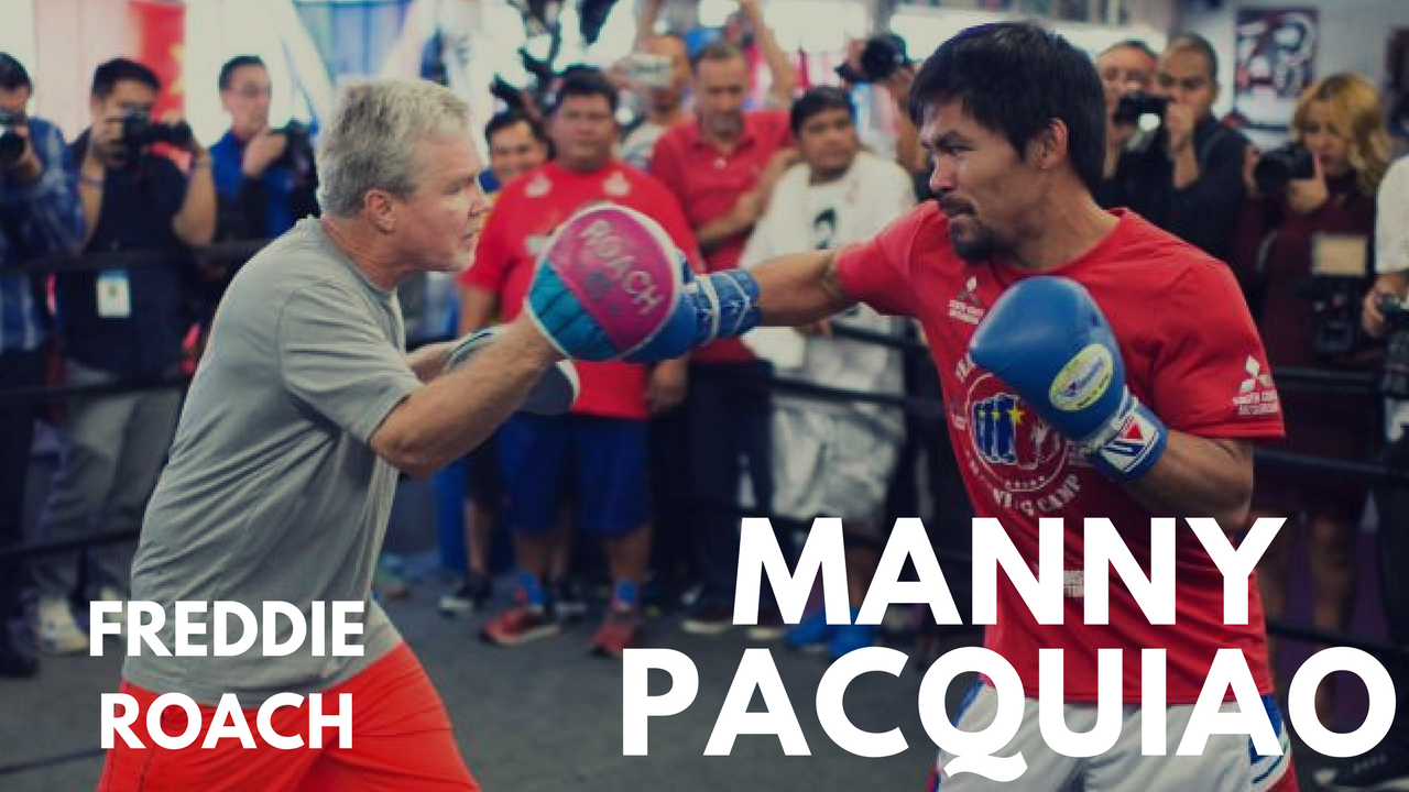 Manny Pacquiao's coach, Freddie Roach, calls for investigation of judge -