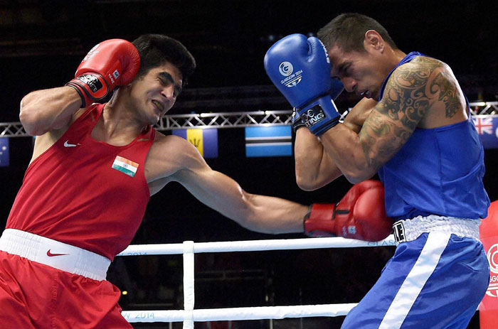 India to host Men's and Women's World Boxing Championships -