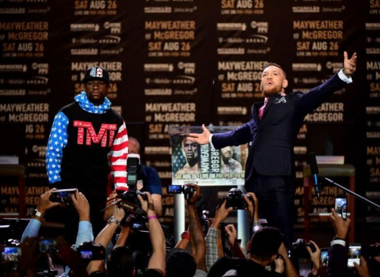 Many experts have a thing or two to say about the MayMac clash -