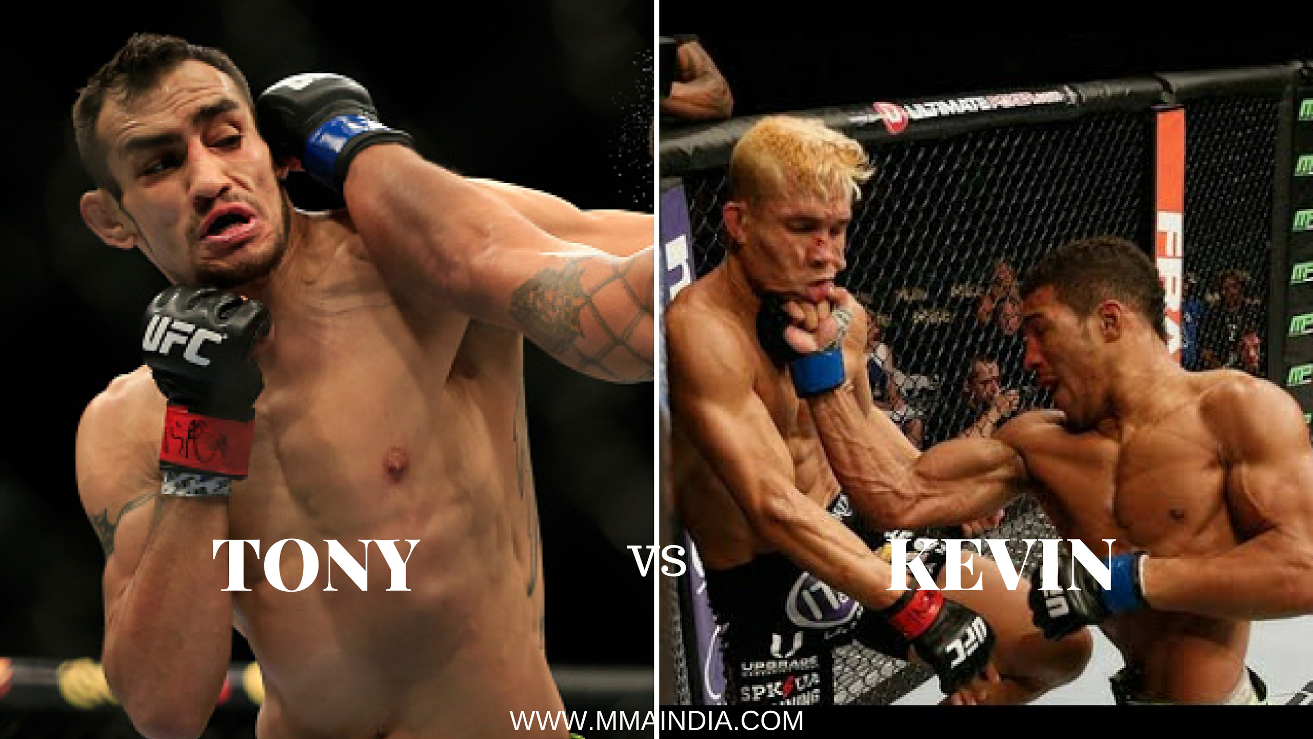 Tony Ferguson vs Kevin Lee in the works for UFC 216 -