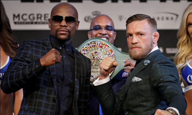 What happened at the final MayMac Press Conference? McGregor to own a stake in the UFC?! -