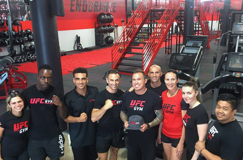 UFC GYM coming to India -