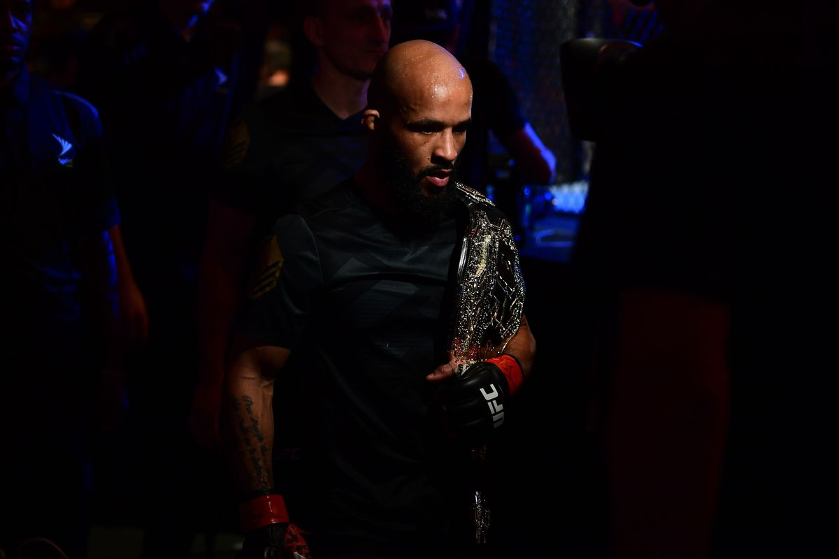 """Demetrious """"Mighty Mouse"""" Johnson - The hero we need, but not the one we deserve -"""