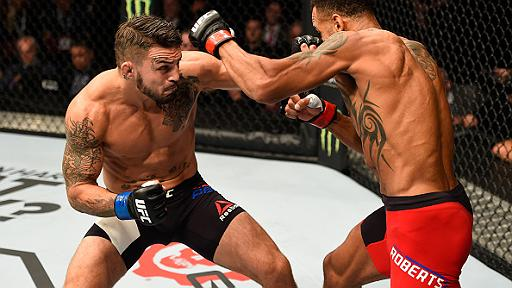 Mike Perry gets a new opponent for UFC Pittsburg -