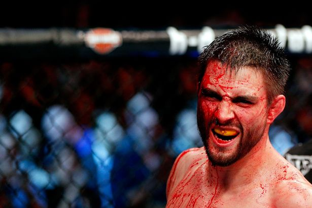 Carlos Condit wants a fight -