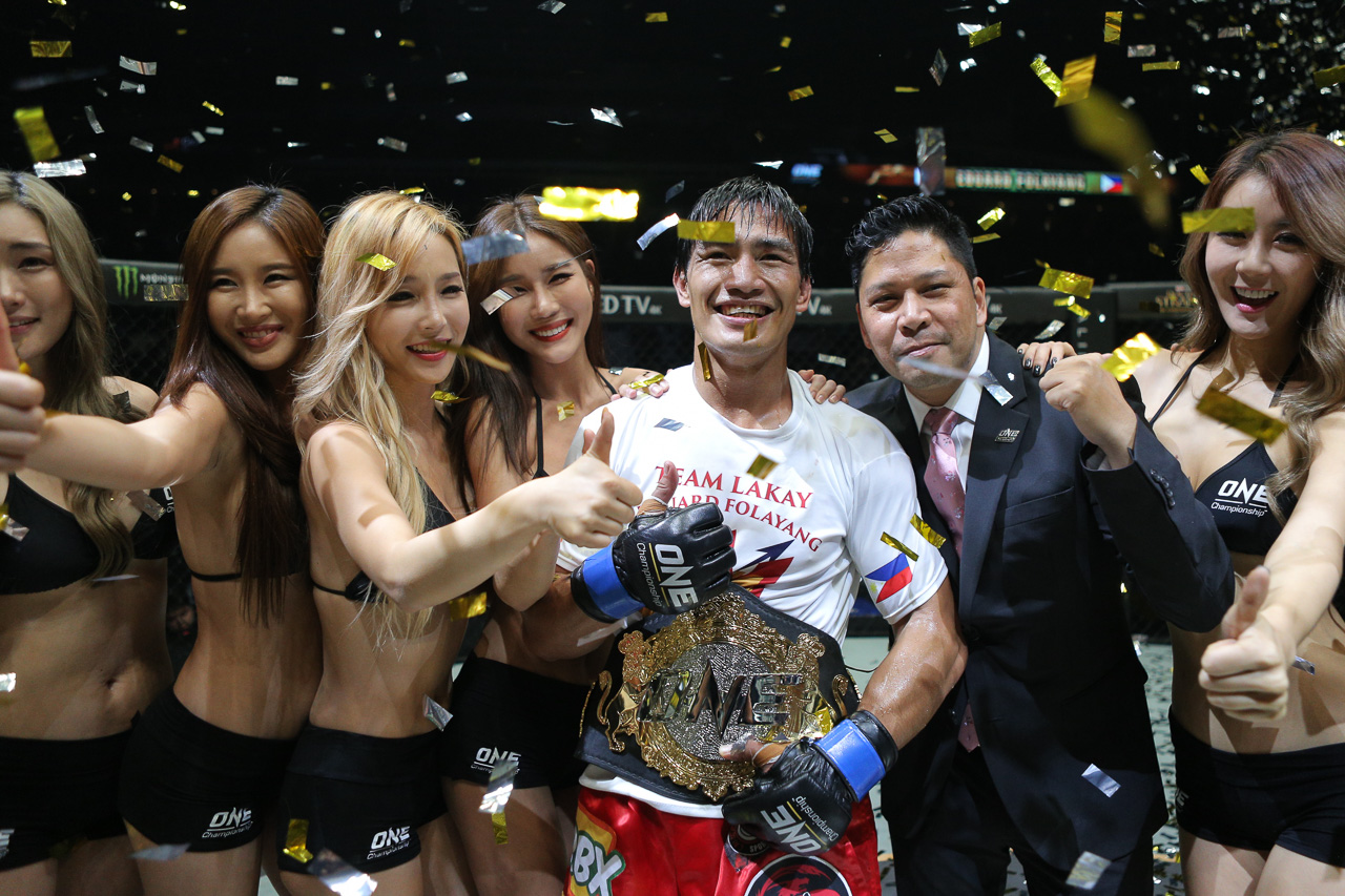 EDUARD FOLAYANG TO FACE MARTIN NGUYEN AT ONE: LEGENDS OF THE WORLD IN MANILA -