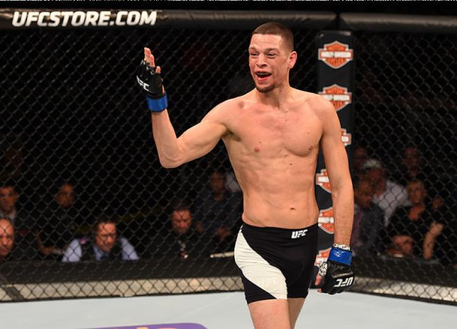 Nate Diaz Slams McGregor on Instagram -
