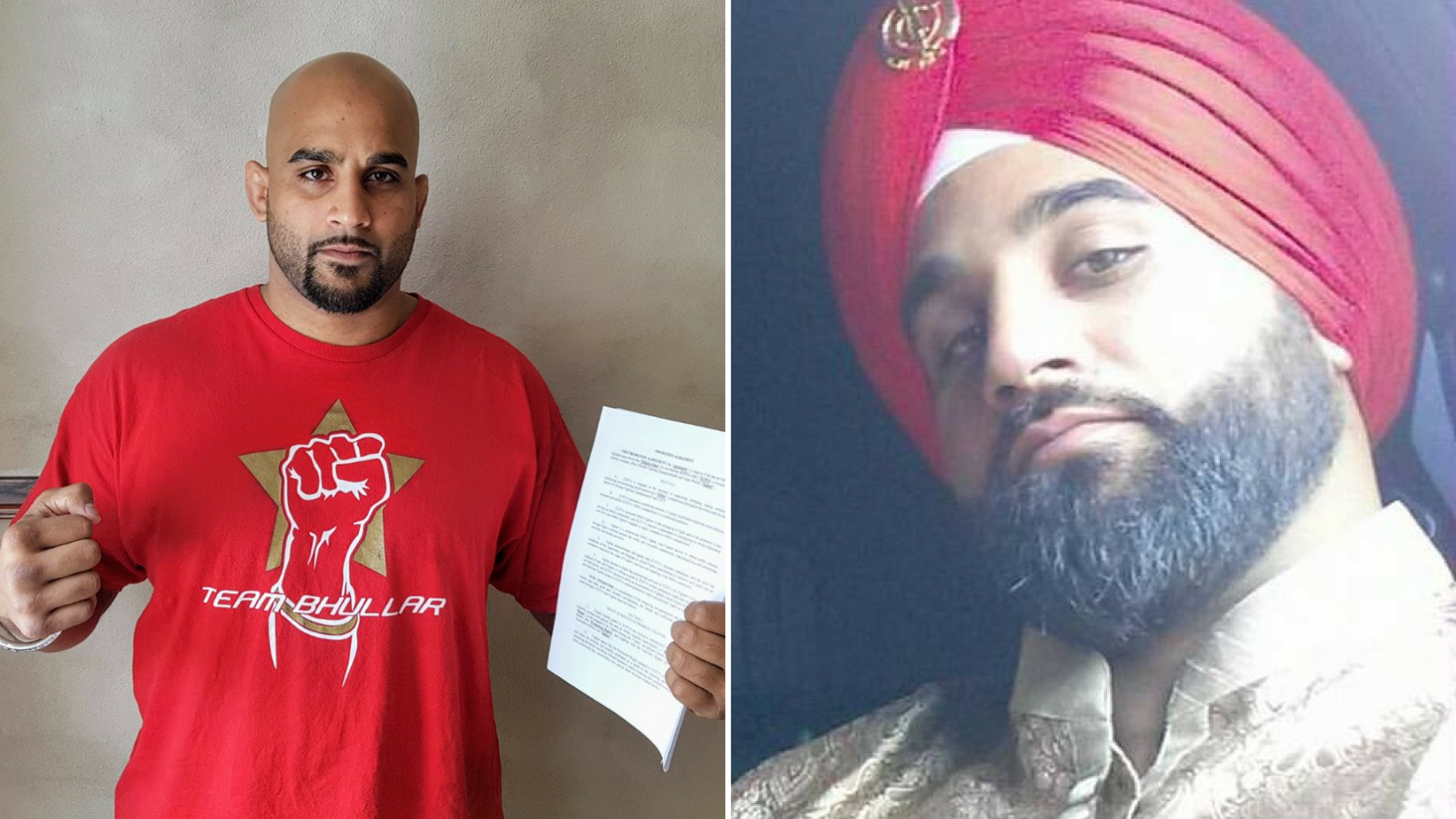 Will Arjan Bhullar be allowed to don the turban by the UFC ? -
