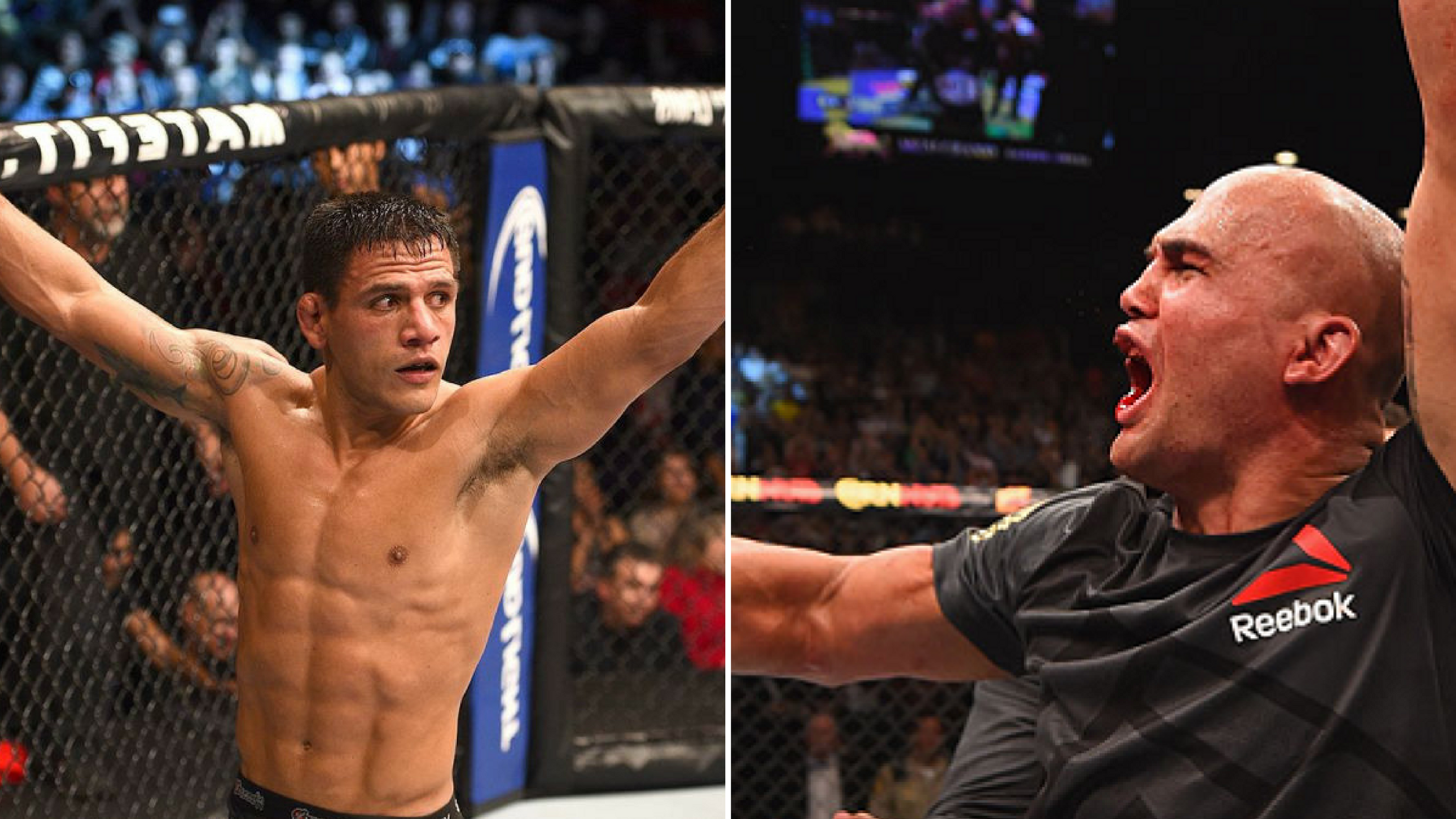 Robbie vs Rafael -