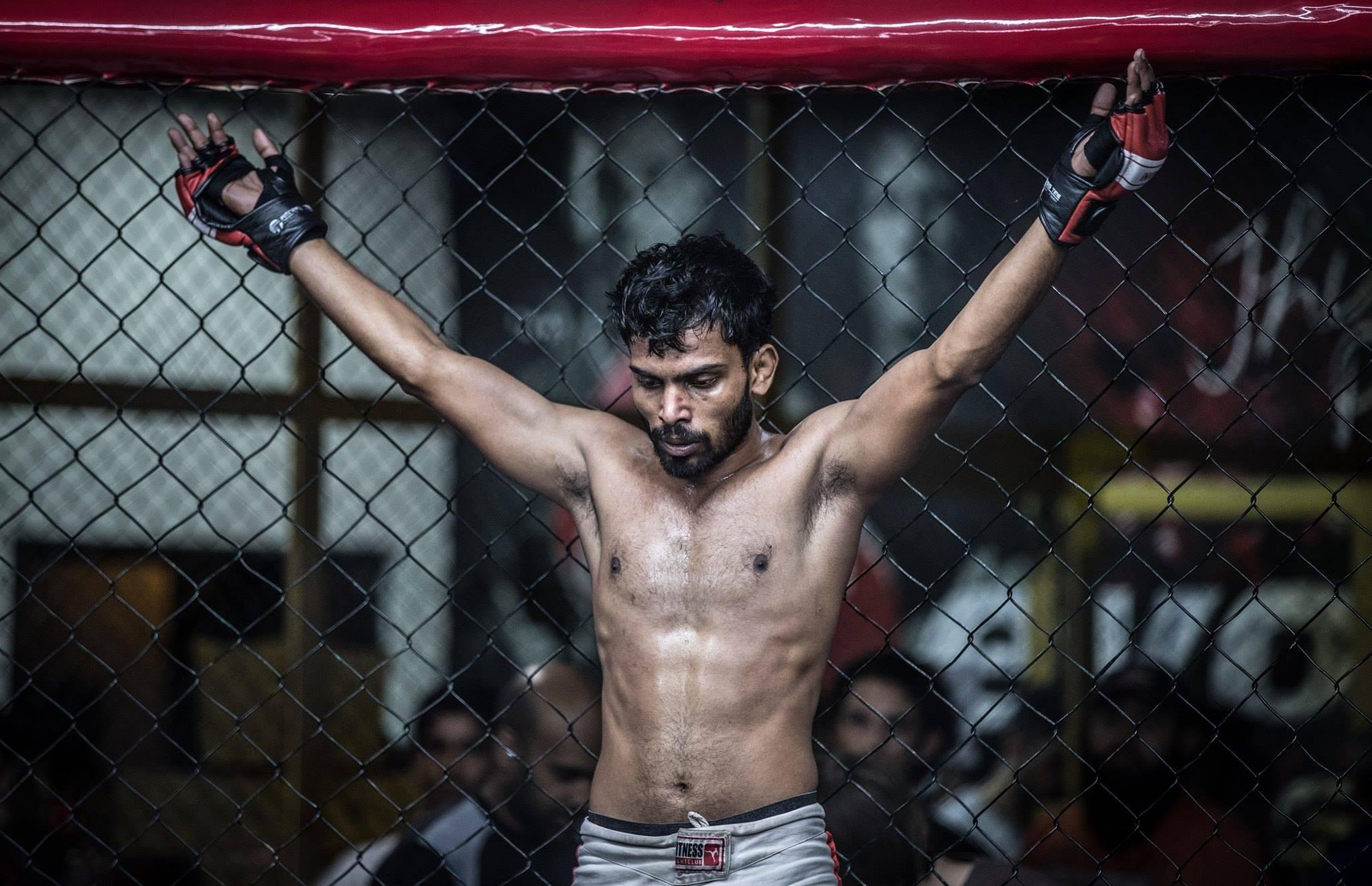 Friday Fighter of the week : Shiva Raj - MMA