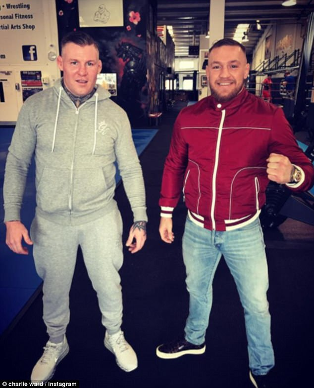 Mike Mazzulli claims Conor McGregor out of UFC 219 -