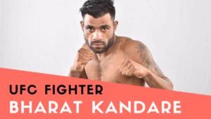 UFC News: Is Bharat Khandare training for his UFC return? - ufc