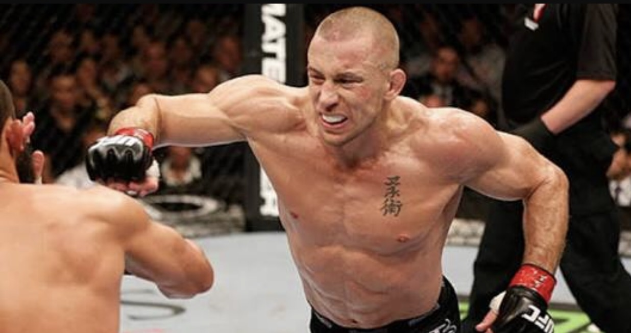 Georges St - Pierre talks about his injury, his contract stipulation to fight Whittaker next, and Jon Jones -