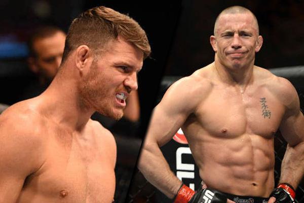 UFC 217: Bisping vs St-Pierre - Final Results   UFC
