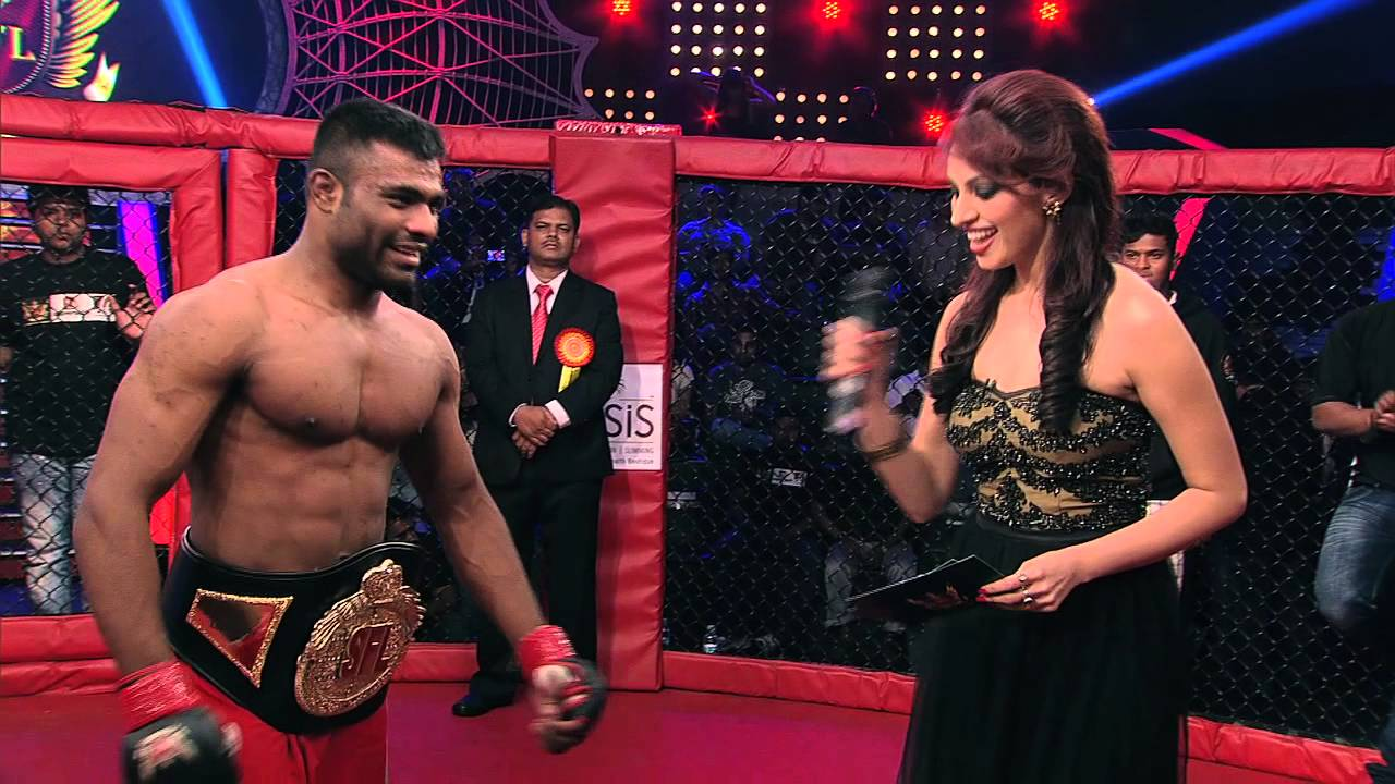 Bharat Khandare signs with the UFC! Will fight on Shanghai card. -