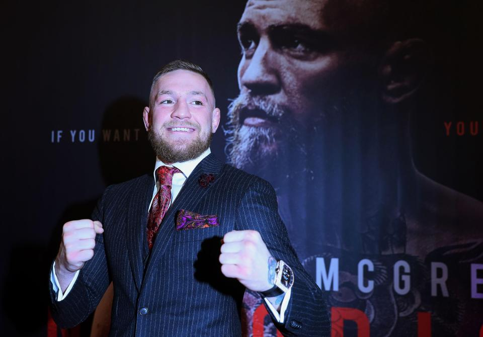 Conor McGregor has tasted blood, raises the stakes with the UFC -