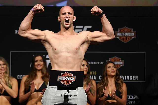 Rising UFC Light-Heavyweight fighter Volkan Oezdemir has been arrested on battery charges: Article updated -