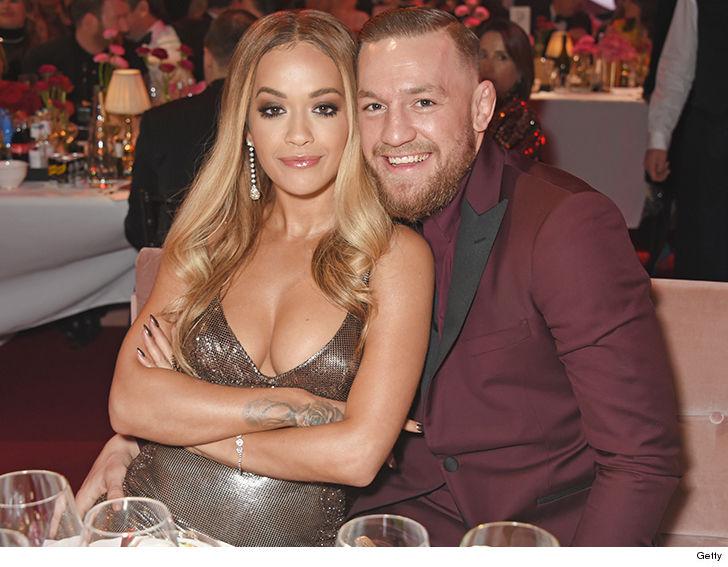 Singer Rita Ora's 'Date Night' tweet with Conor Mcgregor provokes huge backlash -