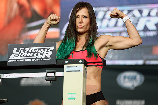 Winless Angela Magana gets cut from the UFC -