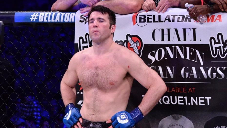 Chael Sonnen defends Georges St-Pierre's decision to vacate the UFC middleweight belt and not hold up a division. -