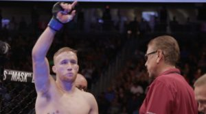 UFC: Justin Gaethje vouches for Nick Newell - Justin Gaethje