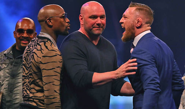 Dana White confirms UFC deal with Flyod Mayweather in the works -