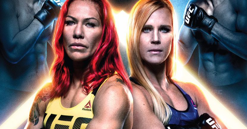 UFC 219 Holm vs. Cyborg: 8 Pre-Event Facts & 6 Fights to Watch For -