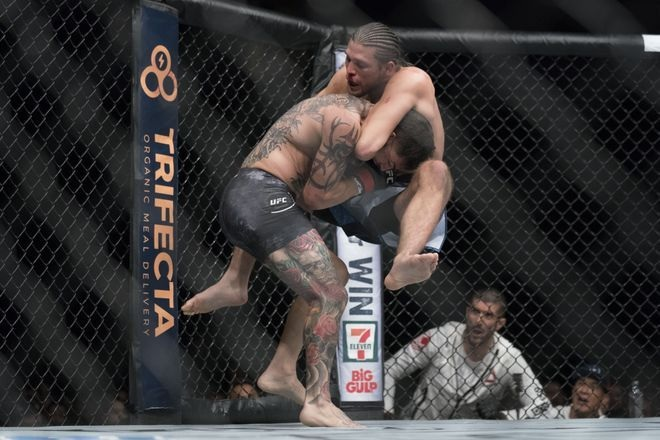UFC Fight Night 123 Results & In depth Analysis: Brian Ortega Submits Cub Swanson, Remains Undefeated. -