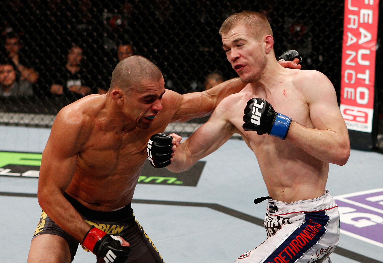 Michael McDonald gives statement saying UFC misusing bonus system -