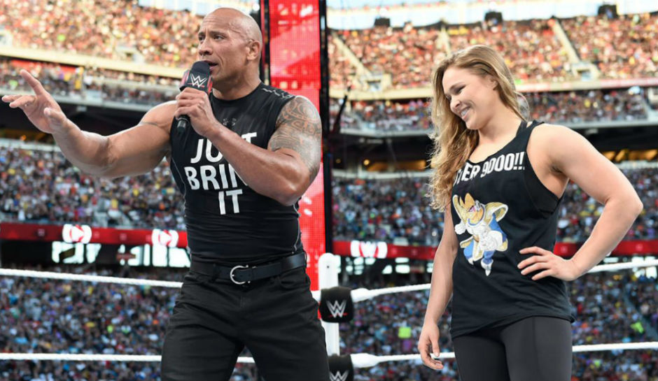 WWE: Ronda Rousey to use Judo inside the WWE ring - wwe