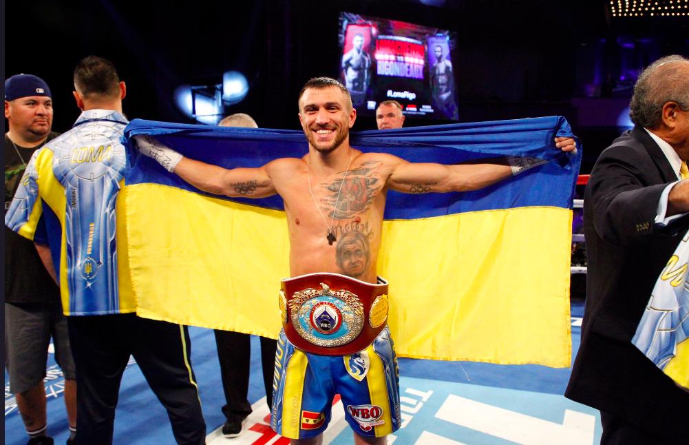 Vasyl Lomachenko vs. Guillermo Rigondeaux: Results -