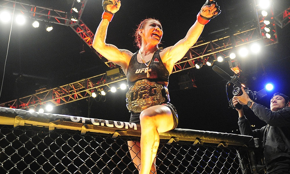 UFC 219 Results: Holm Put's Up a Fight, But Cyborg Retains the Belt. Khabib Mauls Barboza, Seeks Interim Title Fight -