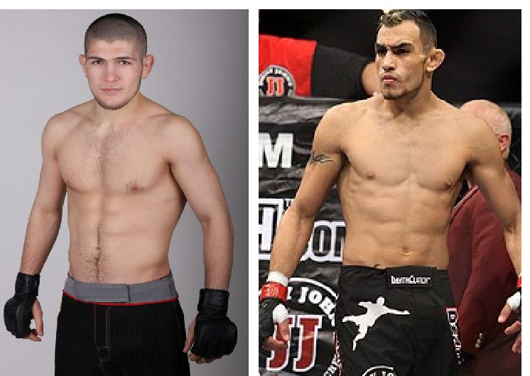 Khabib Nurmagomedov is willing to face Tony Ferguson & said that he is not thinking about Conor McGregor -