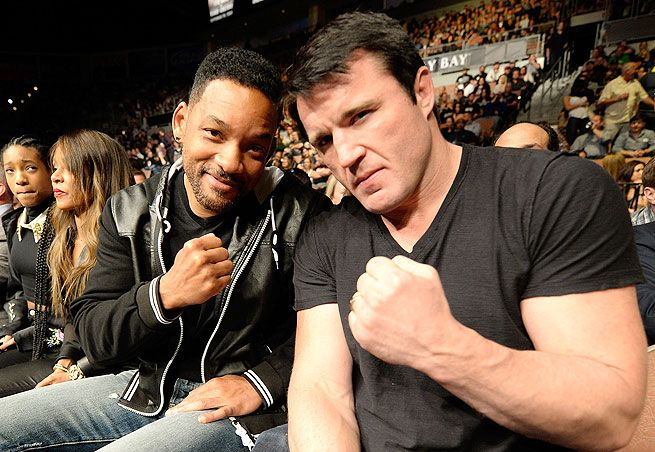 According to Chael Sonnen, Rafael dos Anjos Won't Get the Shot at Tyron Woodley -