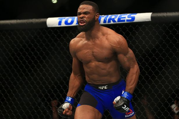 UFC Champ Tyron Woodley Is Out, Needs Shoulder Surgery -