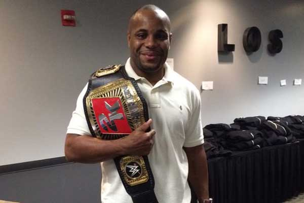 Daniel Cormier wants to participate In WWE's Royal Rumble -