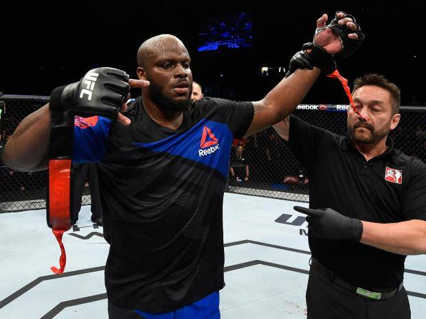 Mr. Derrick Lewis is returning on UFC FIGHT NIGHT 126 -