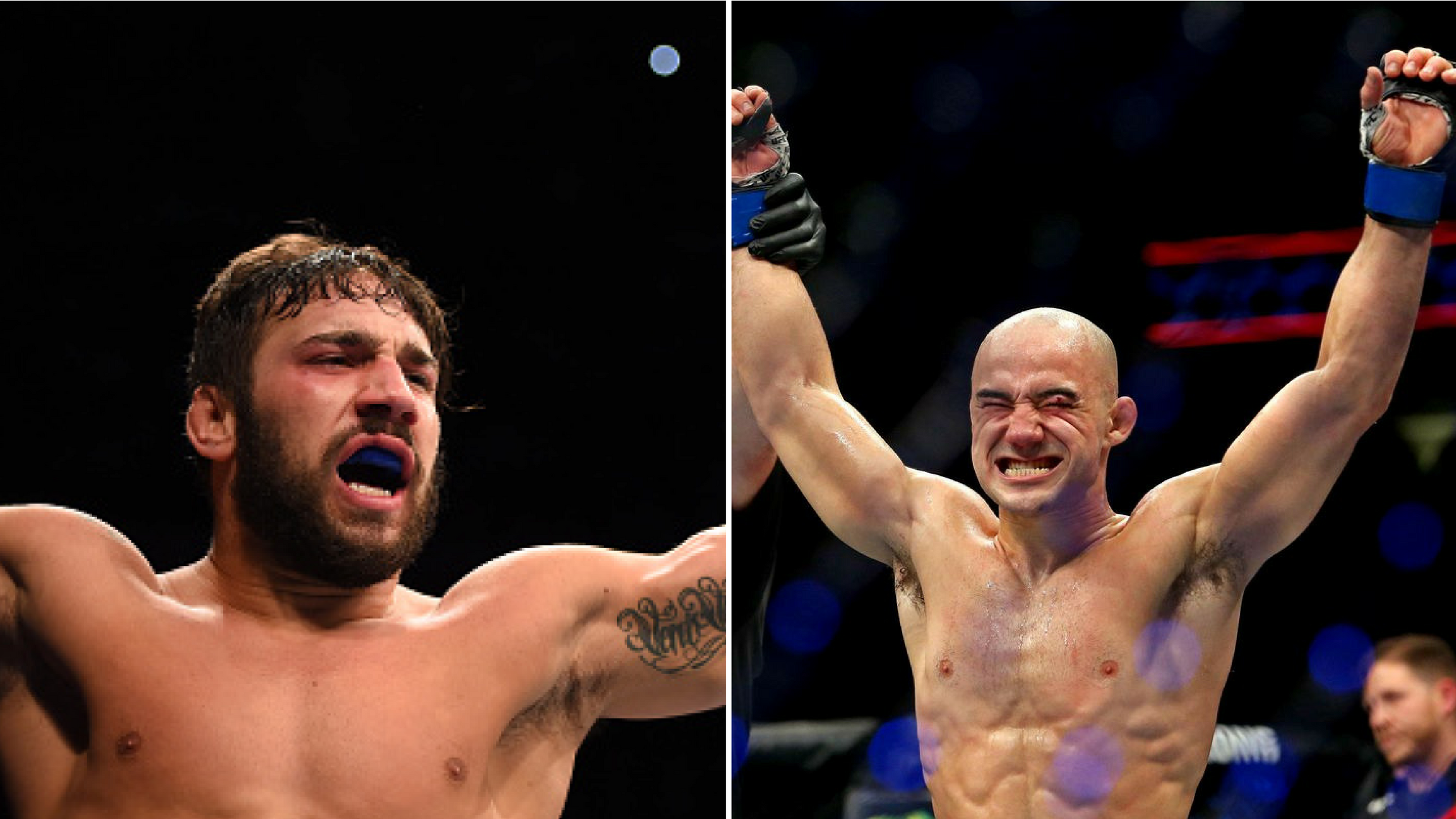 Jimmie Rivera is left alone at UFC 219 -